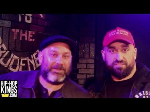Epic Beard Men Interview (Sage Francis and B Dolan) | HHKMusic