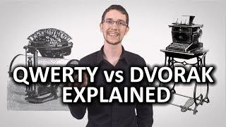QWERTY vs Dvorak As Fast as Possible