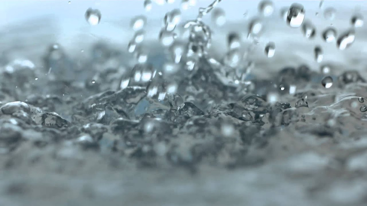 Fall Vibes Wallpaper Rainfall Slow Motion Hd Heavy Rain Drops Falling In Slow