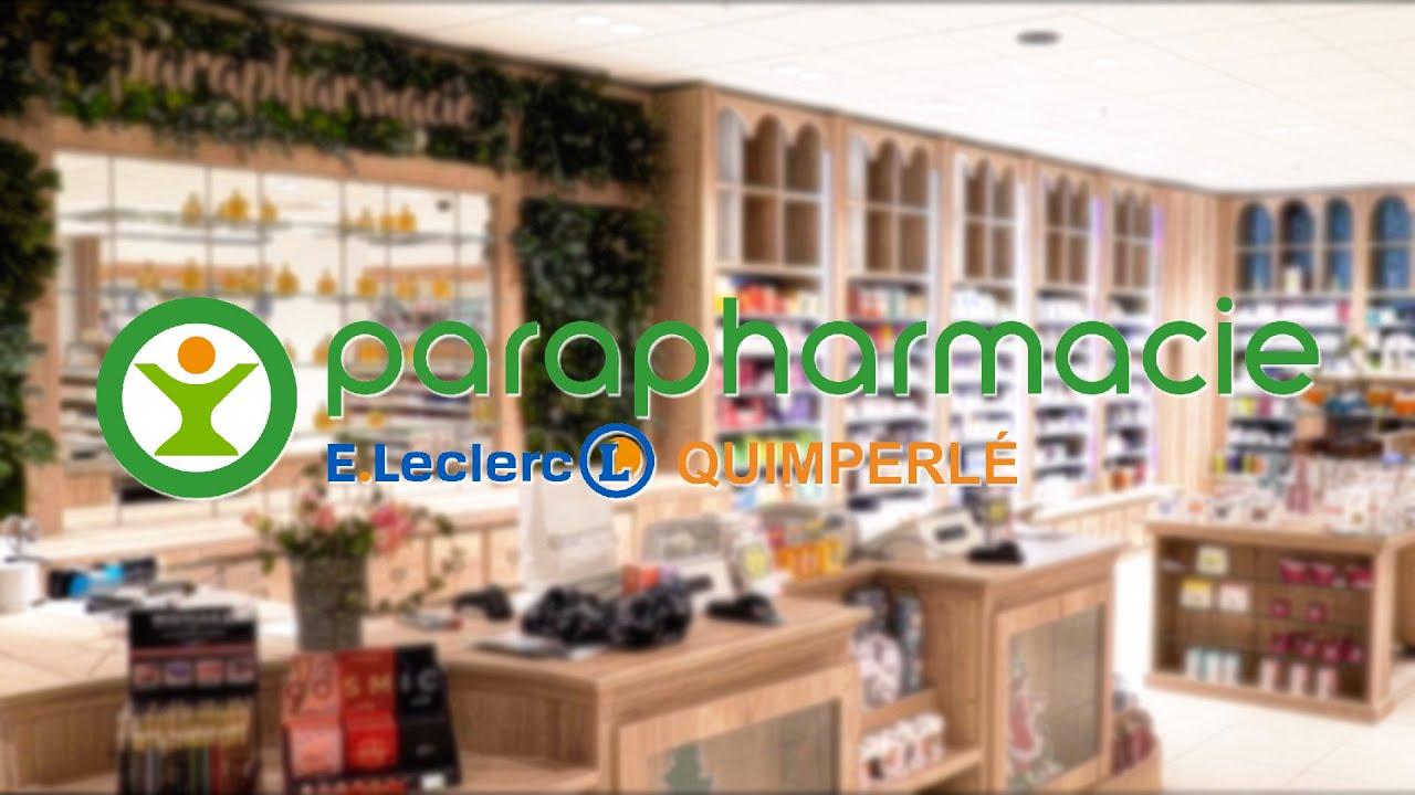 la parapharmacie e leclerc quimperle
