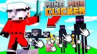 МЫ СДЕЛАЛИ СВОЮ ИГРУ! МОЯ ПЕРВАЯ ИГРА! Mine Mob Clicker