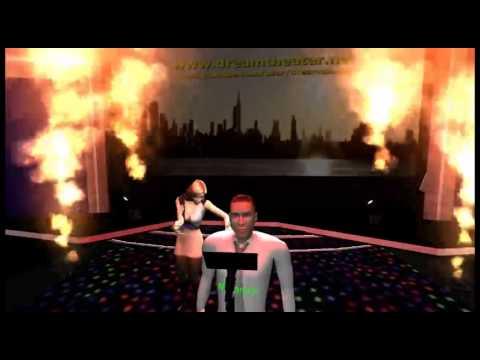 Ep #19 (Highlights) Riftmax Karaoke Night: Multiplayer VR Cinema for Oculus Rift & Razer Hydra