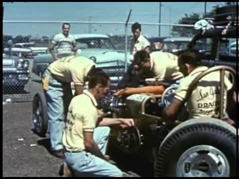 Hot Rod Car Show Documentary_ Ingenuity in Action - California History and Culture (1959)