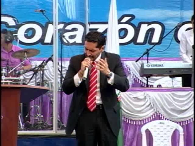 ¡Dios tiene el control! - Pastor David Gómez