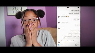 Song Lyric Prank Text On Small YouTuber (BILLIE EILISH - LOVLEY)