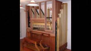 Slide Show - My Homemade Pipe Organ