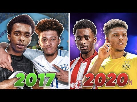 England U17 World Cup Winners - Where Are They Now?!