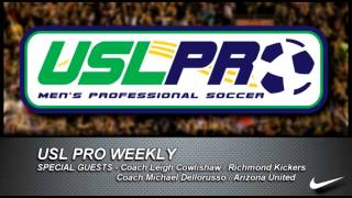 USL PRO Weekly -- April 9, 2014
