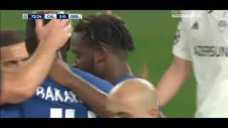 Chelsea vs Qarabag FK 6-0 All goals and highlights 12/09/17