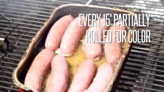 Bbq Smoked Beer Brats, #10