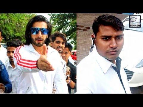 Ranveer Singh's Driver Beaten Up For Asking His Salary | LehrenTV