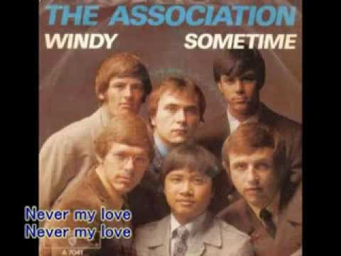 The Association - Never My Love (with Lyrics)