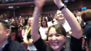 Смотреть видео Президент GREENWAY  Л Моргунов о НОВИНКАХ 2019 год Москва, Крокус сити онлайн