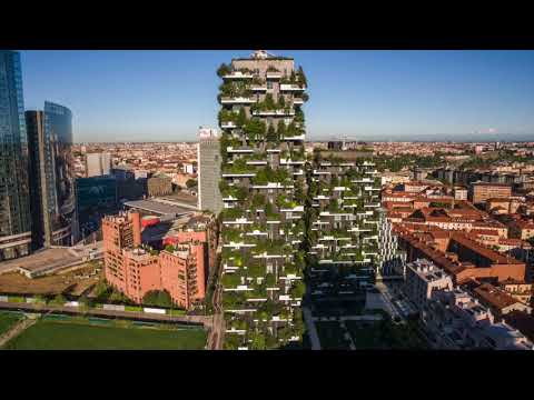 Bosco Verticale (Vertical Forest), Milan - Project of the Week 1/15/18