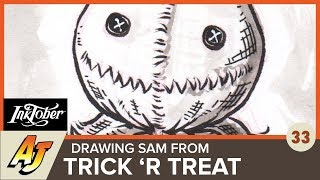 Artcast 33: Drawing Sam from Trick