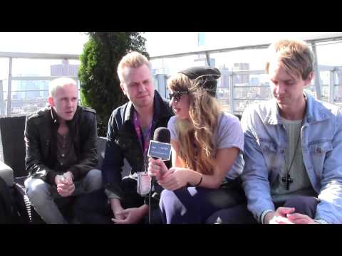 Interview: Indevotion (Sweden) in New York City at CMJ