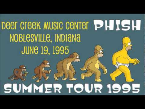 1995.06.19 - Deer Creek Music Center