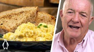 How to make Rick Stein's Scrambled Eggs