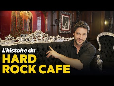 HARD ROCK CAFE Paris - UCLA #77