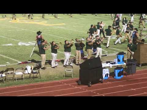 Central Lafourche High School Trojan Lancer Band 2017 - Outlaw 10/20/2017