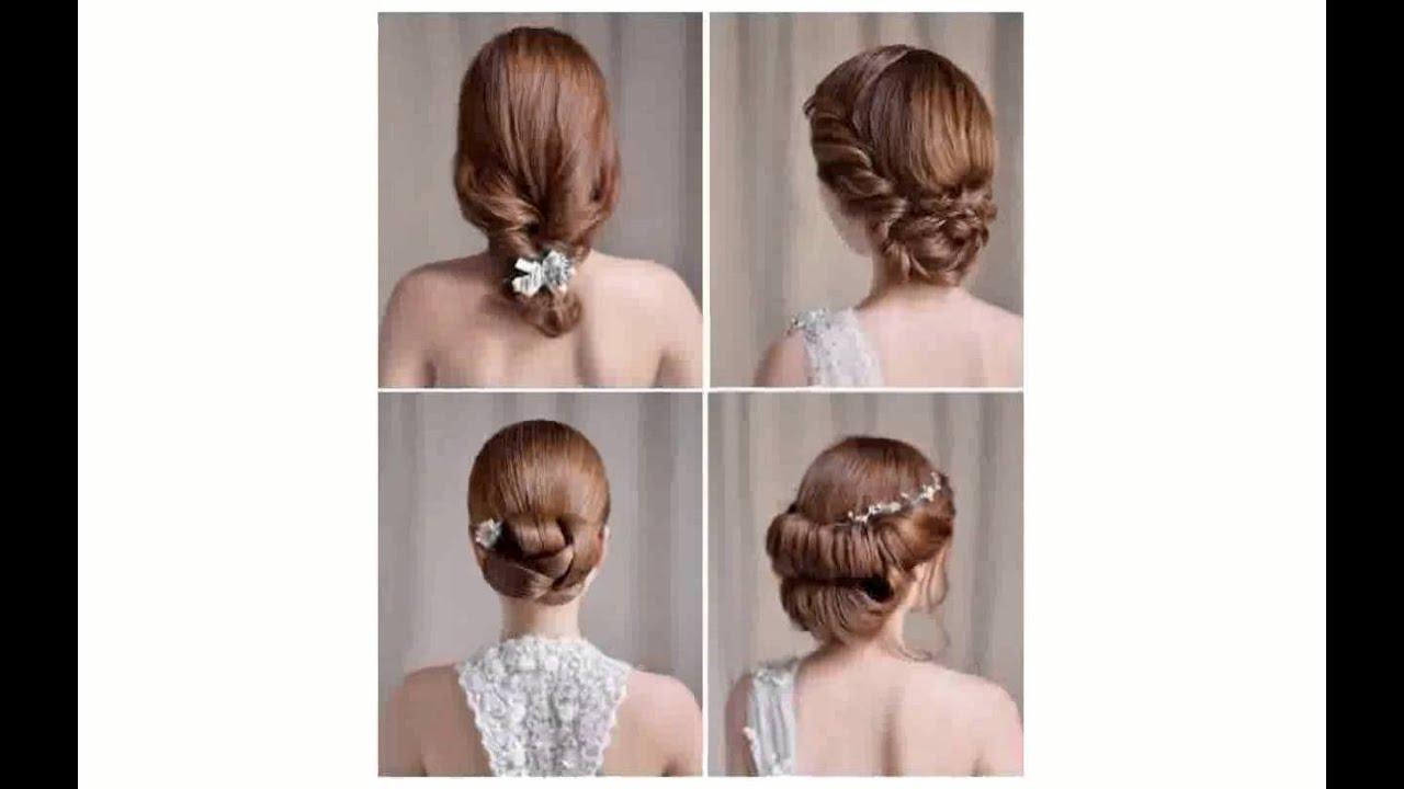 Tutorial capelli medio lunghi raccolti