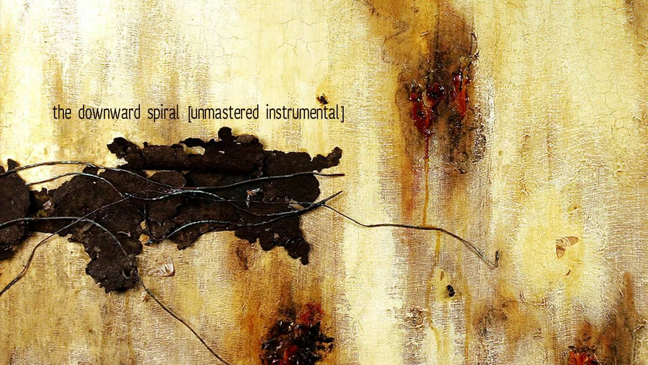 Nine Inch Nails - Downward Spiral [Unmastered Instrumental] - YouTube