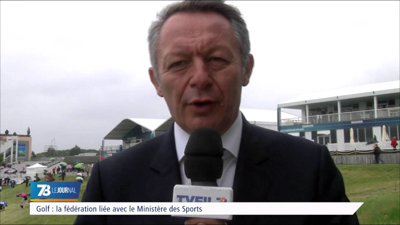 golf-la-federation-liee-avec-le-ministere-des-sports