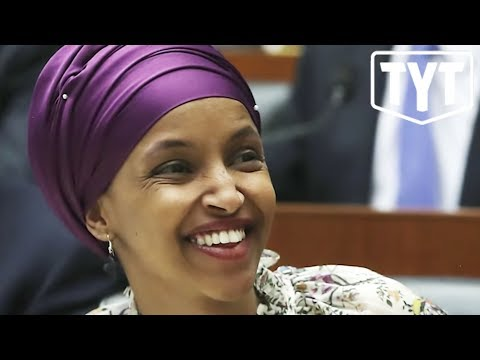 Ilhan Omar Pitches $1 Trillion For Green Living