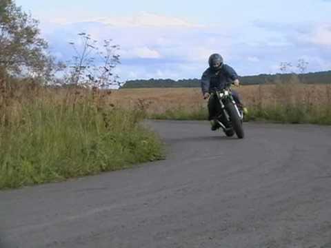 Motorcycle...  ирбит  ...покатушки.... мото строй..
