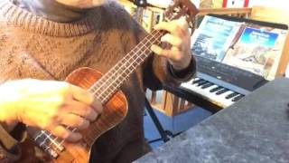 Time Is On My Side - Rolling Stones on solo ukulele - Arranged & played by Colin Tribe