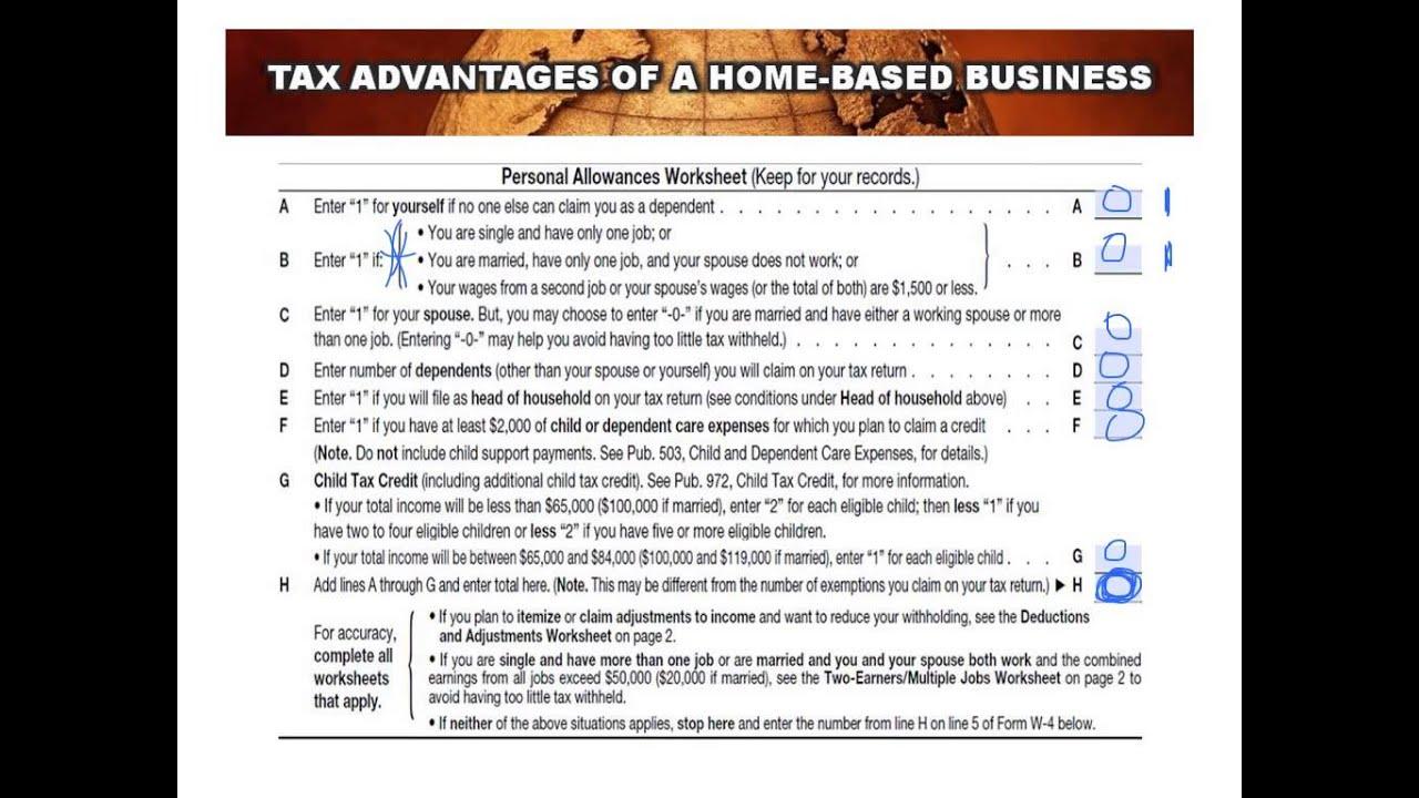 Financial Iq Training Module 1 Part 3 W4 Worksheet For Single Earners