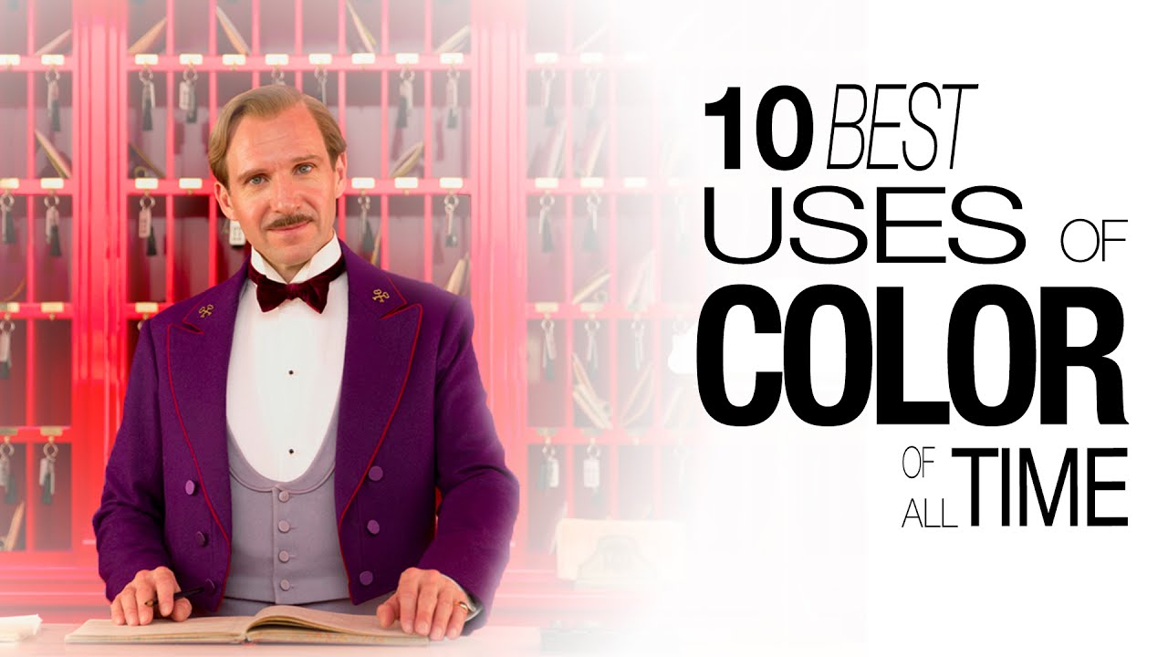 10 Best Uses Of Color Of All Time Youtube