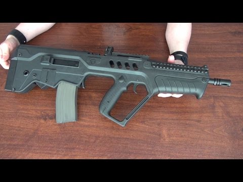 (Airsoft) Unboxing the TAR-21 Hephaestus GBBR (Project T)