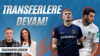Transferler Devam Ediyor! Dovbyk ve İsmail Köybaşı   Trabzonspor Gündemi