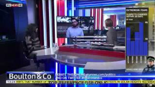 FOSIS President on Sky News Discusses Home Secretary's Comments