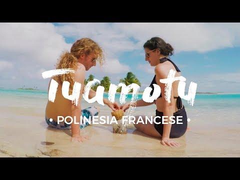 Il nostro ANGOLO DI PARADISO! 🏝️ Guida a Tikehau & Rangiroa [ENG subs]