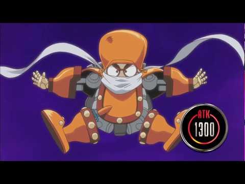 Yu-Gi-Oh! 5D's 1x01 (En sus marcas, listos, ¡DUELO!) LAS dub