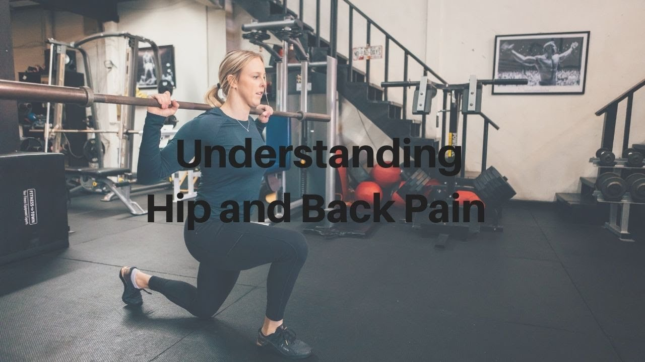 Hip and Back Pain during Pregnancy