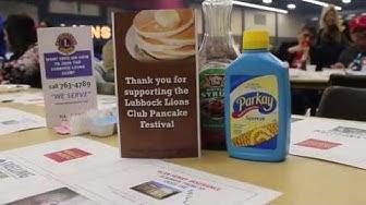 The Lubbock Lions Club 68th Annual Pancake Festival
