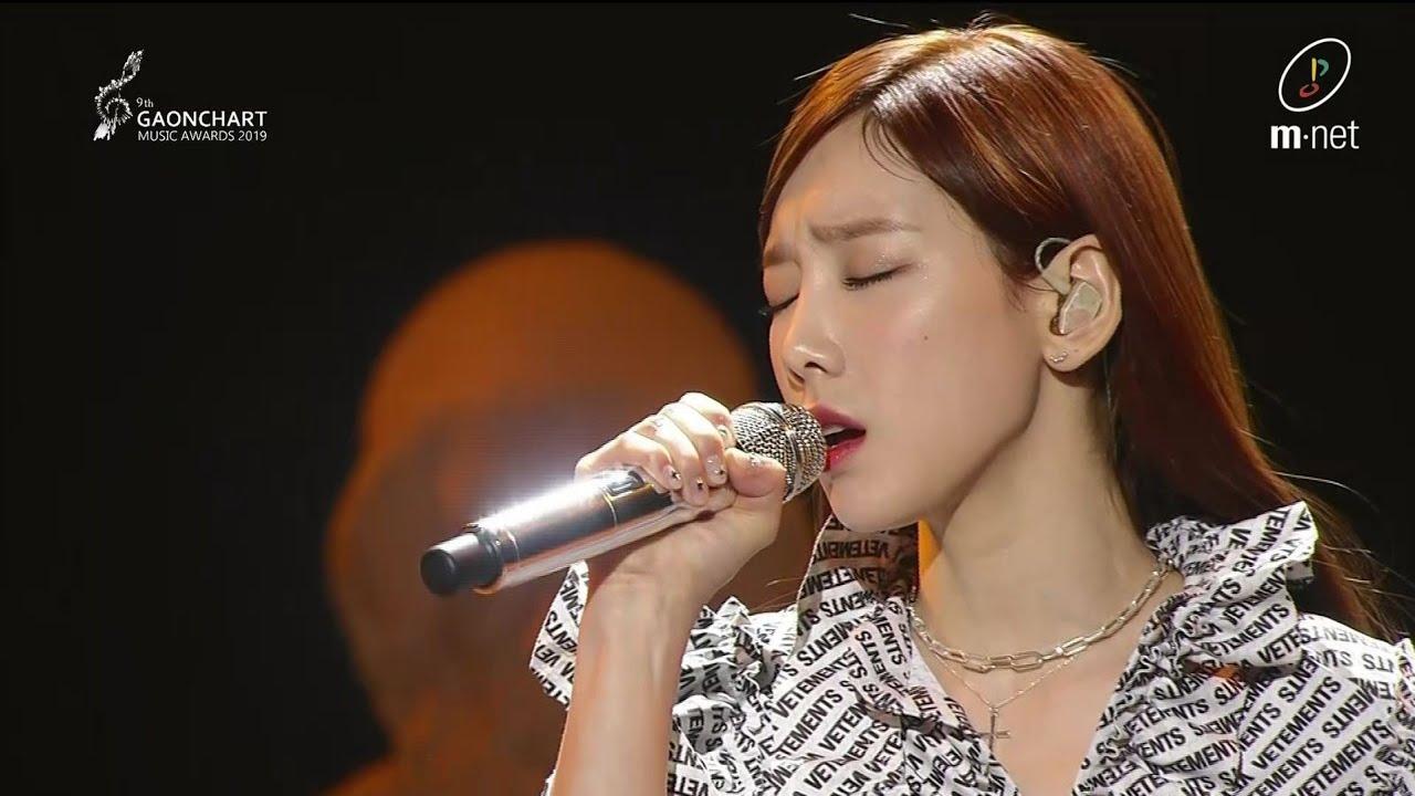 [1080p] TAEYEON – Four Seasons + Full Cut at Gaon Chart Music Awards 2020
