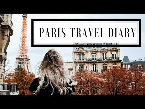 PARIS TRAVEL DIARY | Europe Vlog