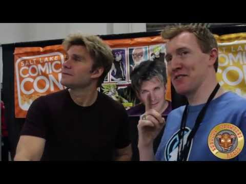SALT LAKE COMIC CON 2014 VIC MIGNOGNA INTERVIEW