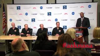 MAVEN Post Mars Orbit Insertion News Conference