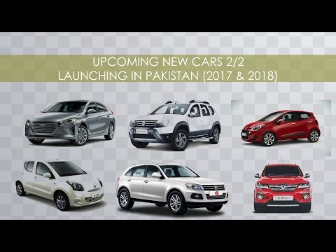 Upcoming cars in Pakistan | Confirmed | Features | Details | 2/2