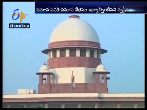 Temporary Employee to be Paid at Par with Regular Worker: SC