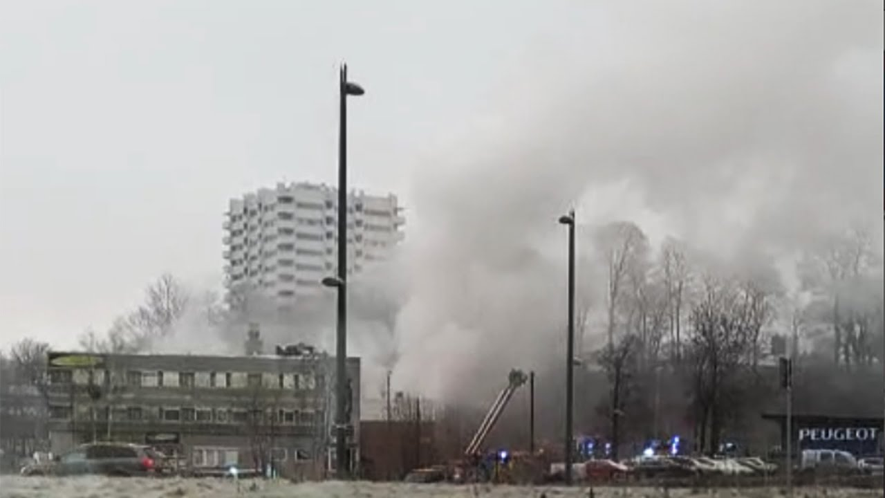 Brann P 229 Bilverksted I Oslo Mye R 248 Ykskader