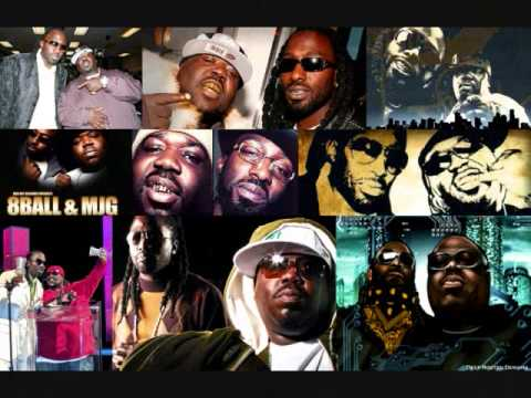 EightBall & MJG  The Best OfDeep Rooted DJs