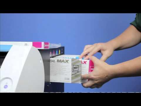 Remplazar los cartuchos de tinta