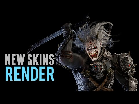 Dead by Daylight Animation | Cursed Legacy DLC outfits render |