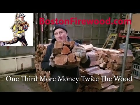 See our bundles dried wood picked up 50 Easton Ave Hyde Park Boston MA